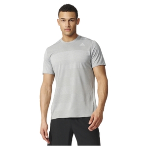 adidas Men's Supernova Running T-Shirt - Grey
