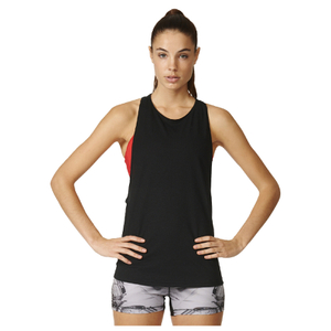 adidas Women's Performer Training Tank Top - Black