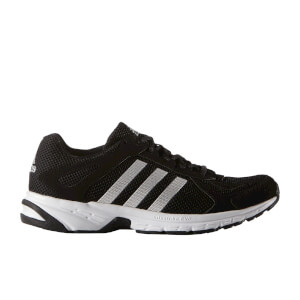 adidas Men's Duramo 55 Running Shoes - Black/Silver