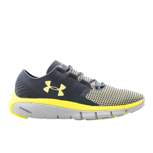 Under Armour Men's SpeedForm Fortis 2 Running Shoes - Stealth Grey/Overcast Grey