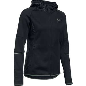 Under Armour Women's Swacket Full Zip Hoody - Black