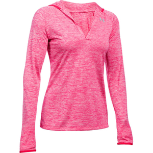 Under Armour Women's Tech Twist Hoody - Pink Sky