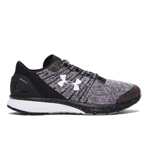 Under Armour Men's Charged Bandit 2 Running Shoes - Black/White