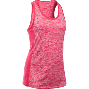 Under Armour Women's Colorblock Tech Tank - Knock Out