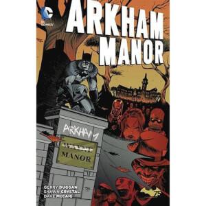 Arkham Manor - Volume 1 Graphic Novel
