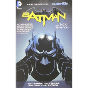 Batman: Zero Year Secret City - Volume 4 Graphic Novel