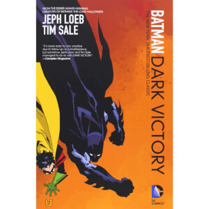 Batman: Dark Victory Graphic Novel (New Edition)