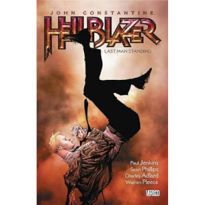 Hellblazer: Last Man Standing - Volume 11 Graphic Novel