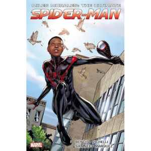 Miles Morales Ultimate Spider-Man: Ultimate Coll: Book 01 Graphic Novel