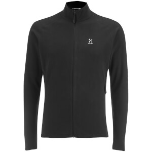 Haglofs Men's Astro II Fleece Jacket - True Black