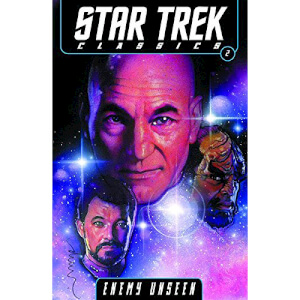 Star Trek Classics: Enemy Unseen - Volume 2 Graphic Novel