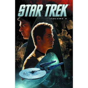 Star Trek: Ongoing - Volume 2 Graphic Novel