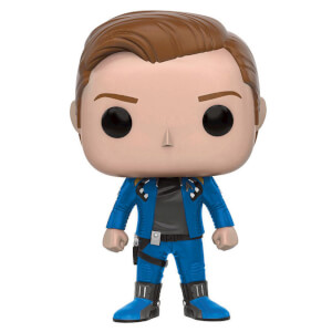 Star Trek Beyond Kirk Survival Suit Figurine d'Édition Limitée Funko Pop!