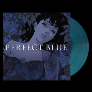 Tiger Lab Perfect Blue OST 2x Colour LP