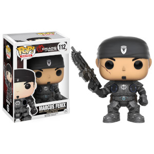 Gears of War Marcus Fenix Funko Pop! Figuur