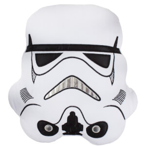 Star Wars Classic Stormtrooper Shaped Cushion - 40 x 40cm