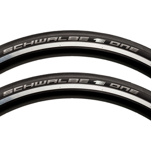 Schwalbe One Folding Tyre Twin Pack