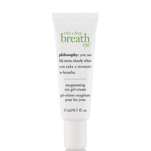 philosophy Take A Deep Breath Oxygenating Eye Gel Cream 15ml
