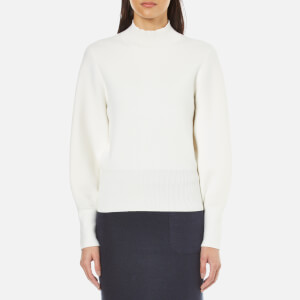 Selected Femme Women's Tanja Knitted Jumper - Snow White