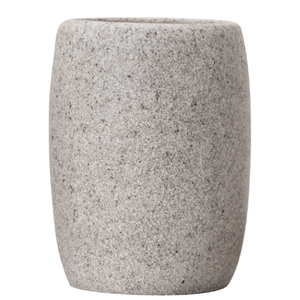 Sorema Rock Bath Tumbler - Natural