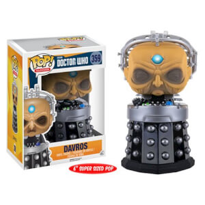Doctor Who Davros 6-Inch Funko Pop! Figuur