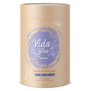 Vida Glow Marine Collagen Sachets - Blueberry 30 x 3g