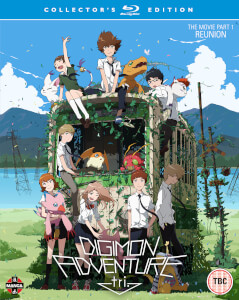 Digimon Adventure Tri The Movie - Part 1 Collectors Edition
