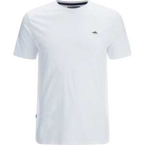 Le Shark Men's Darsham Crew Neck T-Shirt - White