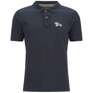 Tokyo Laundry Men's Willowood Polo Shirt - Dark Navy