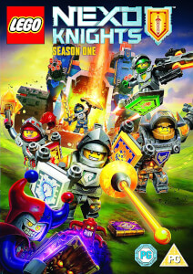 Lego Nexo Knights - Season 1: Part 1