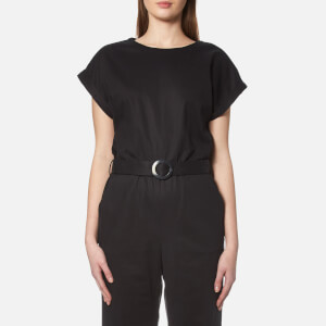 A.P.C. Women's Pretty Jumpsuit - Faux Black