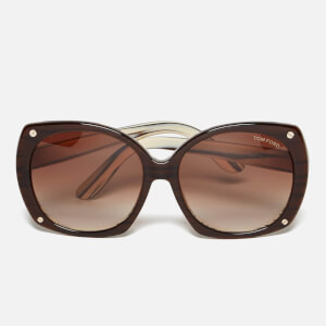 Tom Ford Women's Gabriella Sunglasses - Brown