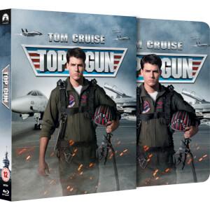 Top Gun - Zavvi Exclusive Limited Edition Slipcase Steelbook (Limited to 2000 Copies)