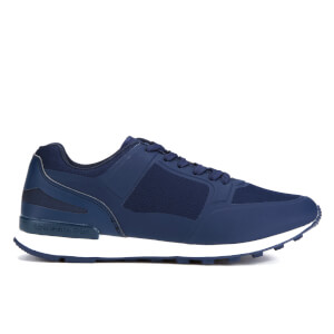 Crosshatch Men's Blanche Trainers - Navy Blazer