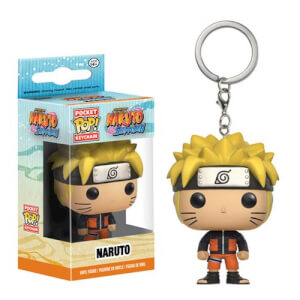 Naruto Pocket Funko Pop! Keychain