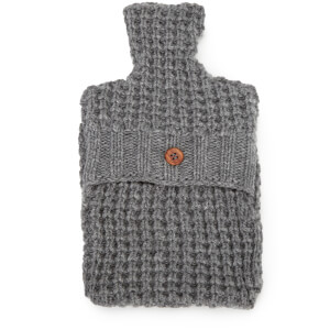 Nkuku Ila Hot Water Bottle - Grey