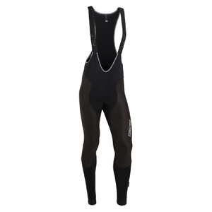 Nalini Wind XWarm Bib Tights1 - Black