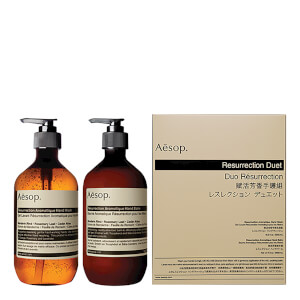 Aesop Resurrection Hand Cleanser and Balm Duet: Image 1