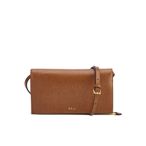 Lauren Ralph Lauren Women's Newbury Multi Cross Body Bag - Tan
