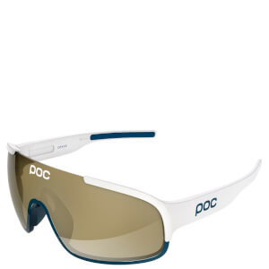 POC Crave Sunglasses - Hydrogen White/Navy Black