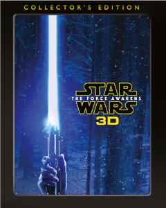 Star Wars : Le Réveil de la Force 3D - Édition Collector