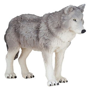 Papo Large Wolf
