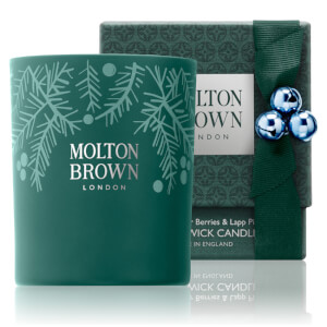 Molton Brown Fabled Juniper Berries & Lapp Pine Single Wick Candle 180g