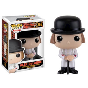 Figurine Orange Mécanique Alex Funko Pop!