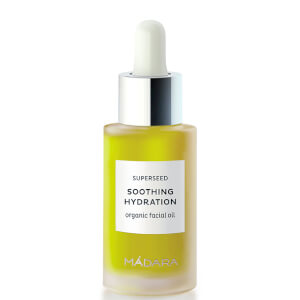 Óleo Facial Biológico Superseed Soothing Hydration da MÁDARA 30 ml
