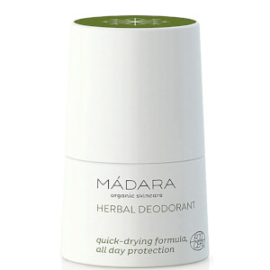 Desodorizante Herbal da MÁDARA 50 ml