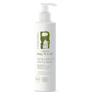 MÁDARA Organic Baby & Kids Oat & Camomile Gentle Wash 200 ml