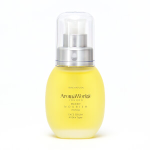 Sérum facial en aceite Nourish de AromaWorks 30 ml