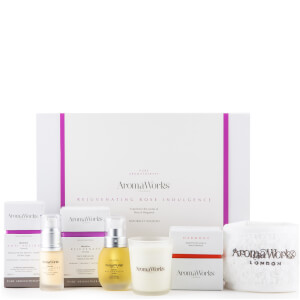 Coffret cadeau Rejuvenating Rose Indulgence AromaWorks