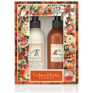 Crabtree & Evelyn Gardeners Hand Care Duo (Worth £36.00)